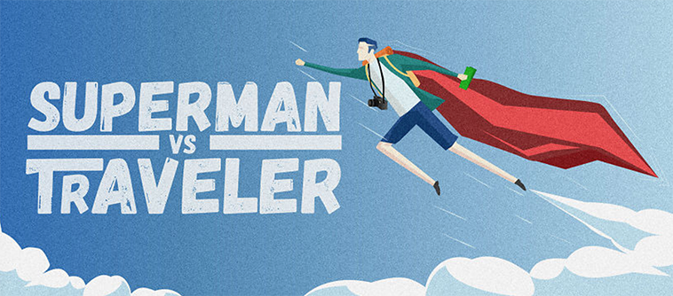 traveler superman