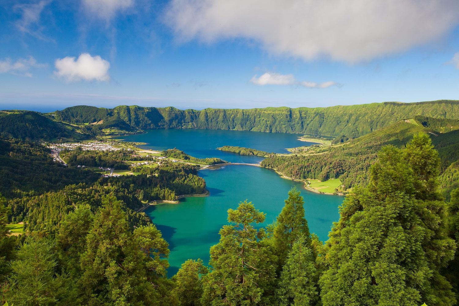 azores unexpected holiday destinations