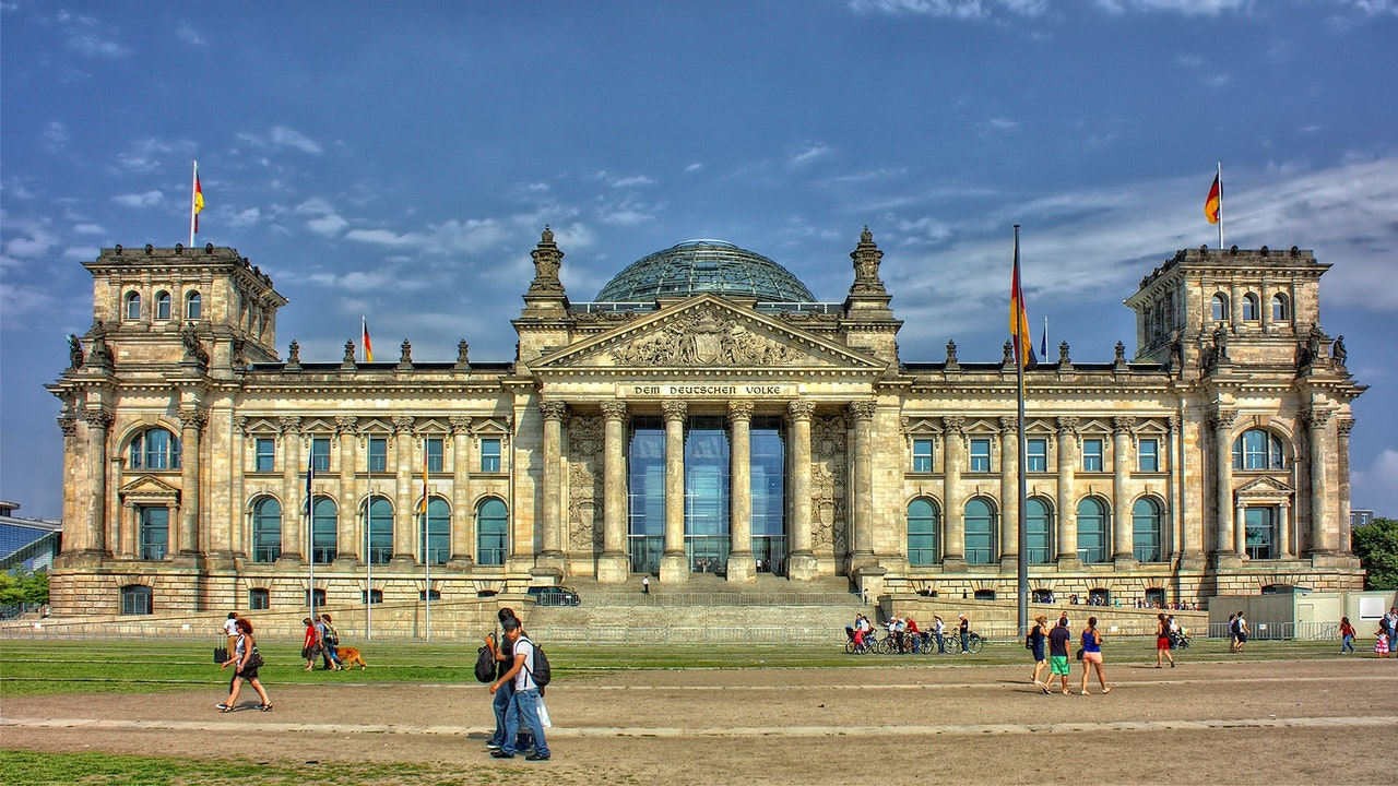 Reichstag Berlin City Attractions