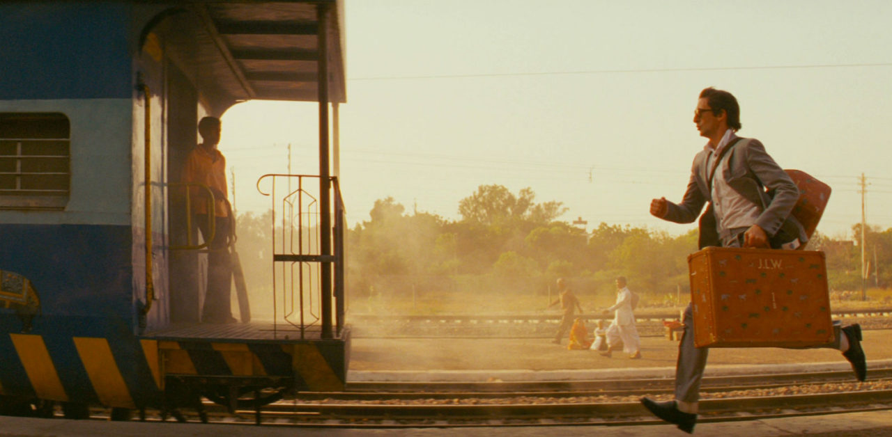 The Darjeeling Limited travel movies