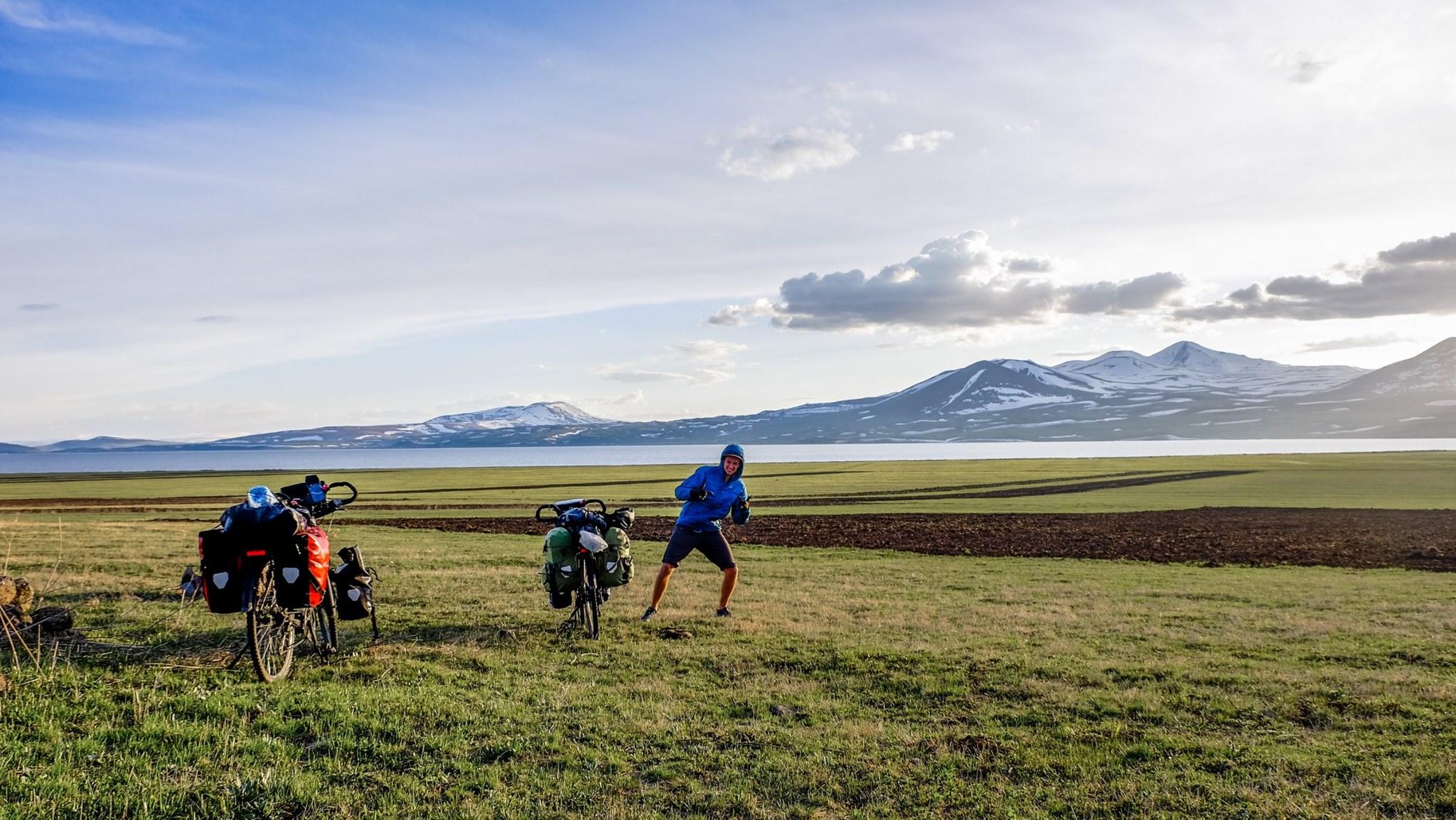 Biking Across The World