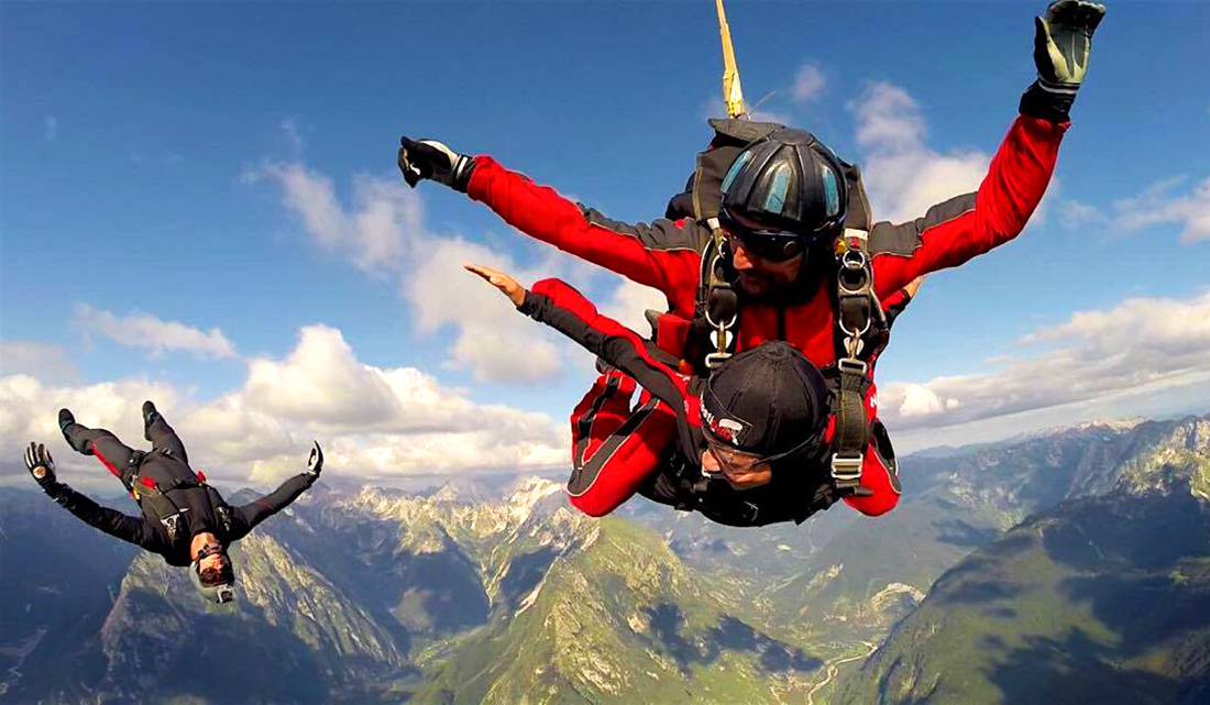 places to skydive