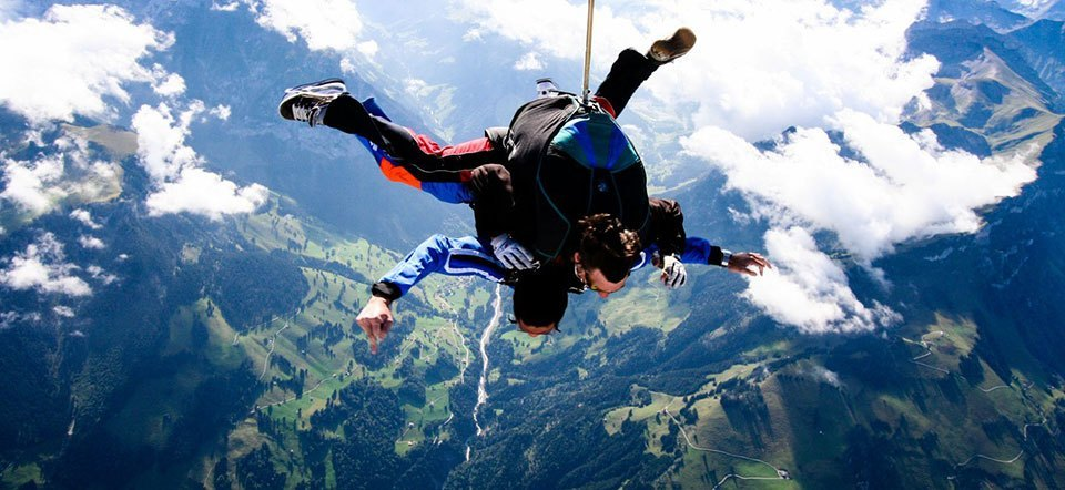 best places to skydive