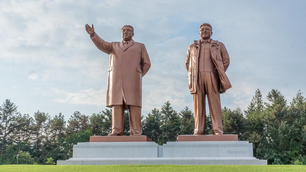 Kim II-Sung north korea