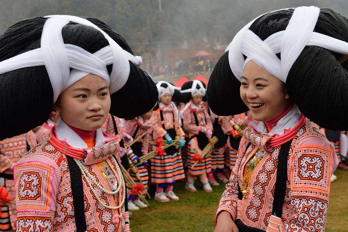Miao Tribe life