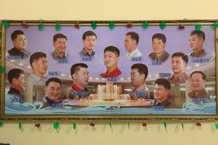 north korean haircuts