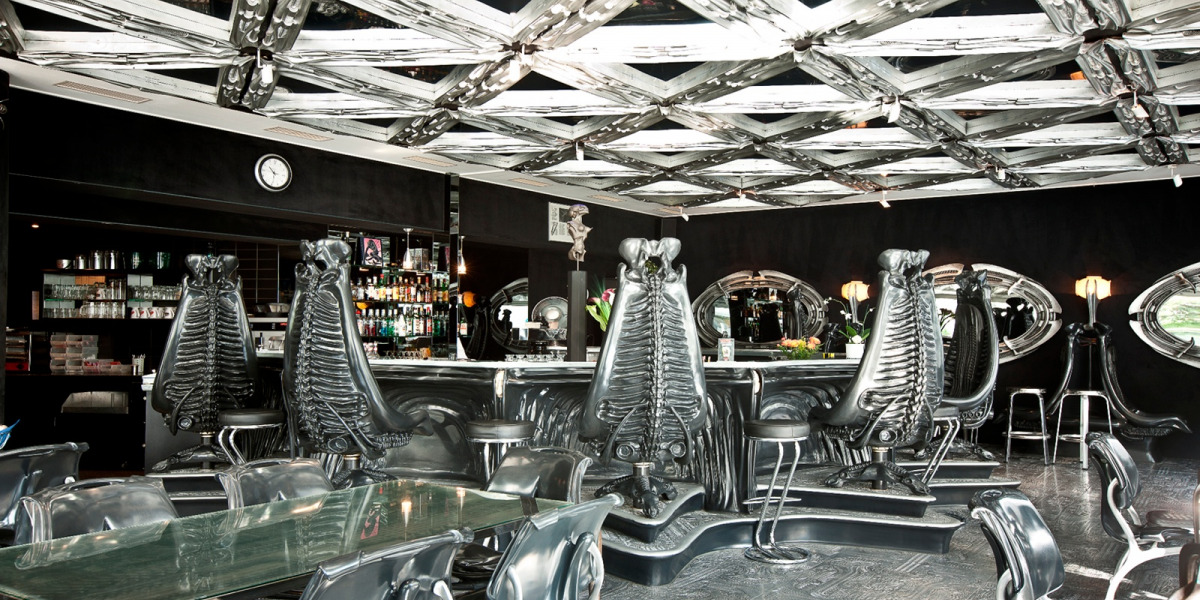 Giger Bar in Chur