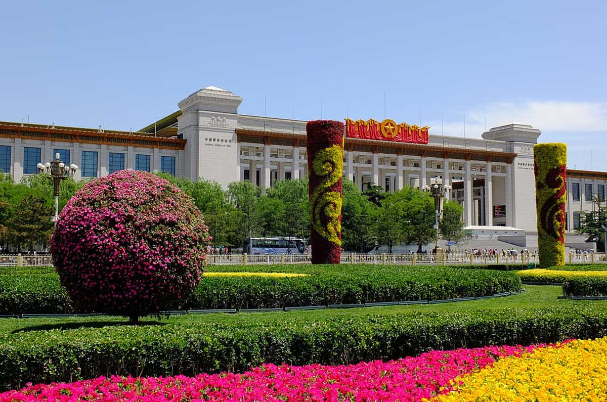 National-Museum-of-China most visited museums