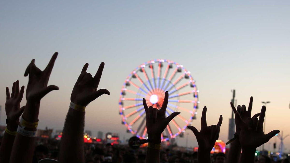 rock in Rio best music festivals across the world