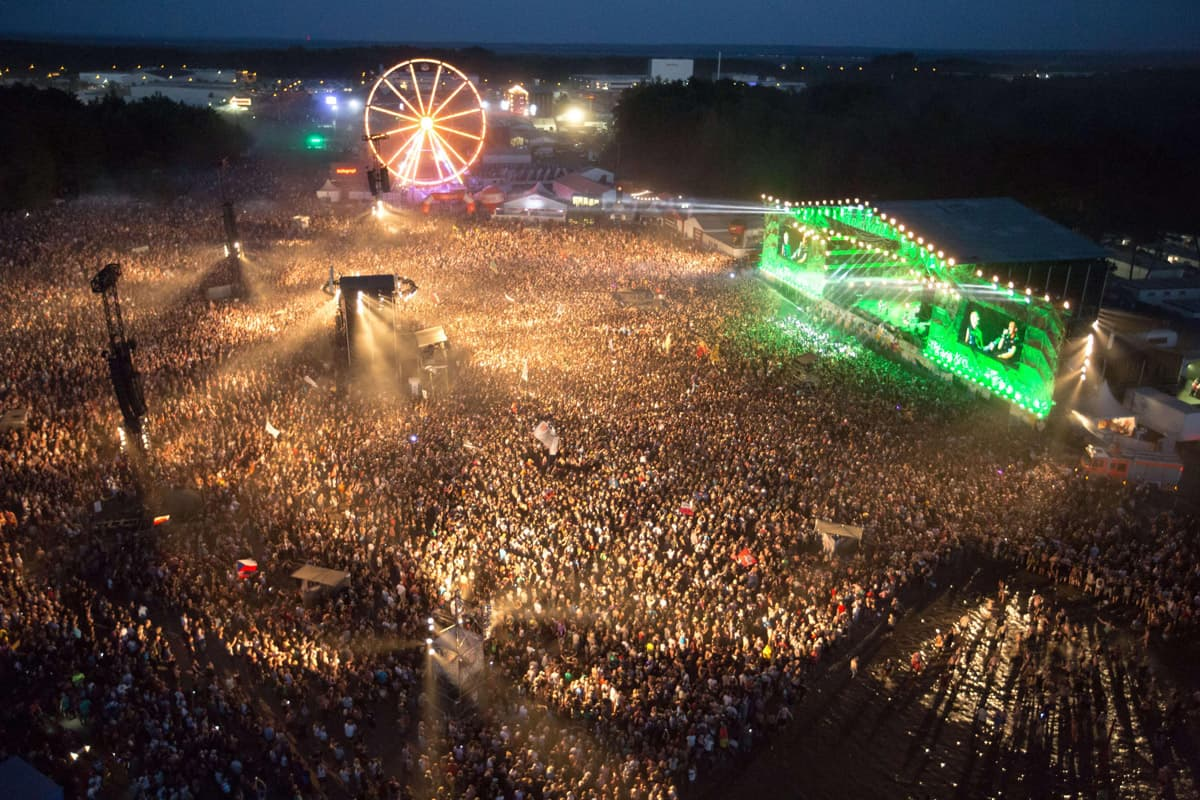 music festivals pol'n'rock