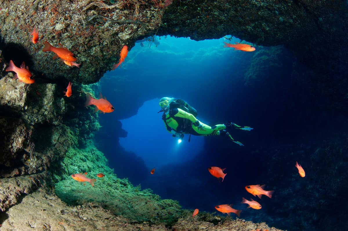 Gozo and Comino Best Places For Scuba Diving