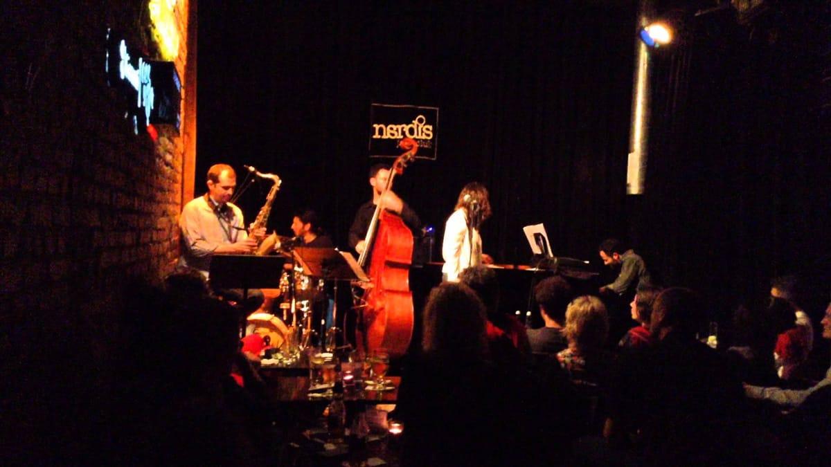 Jazz in Beyoğlu
