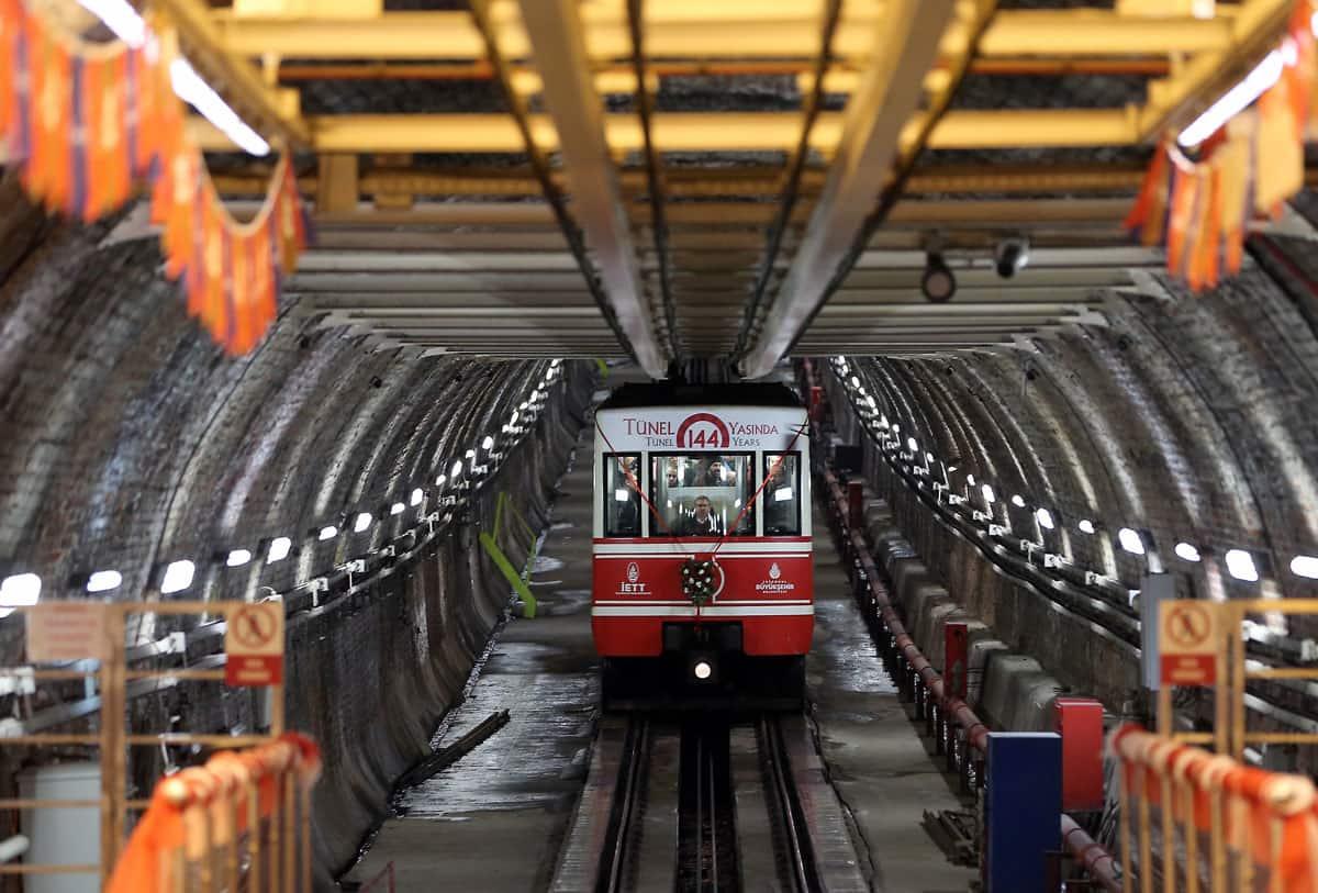 Tünel in Beyoğlu