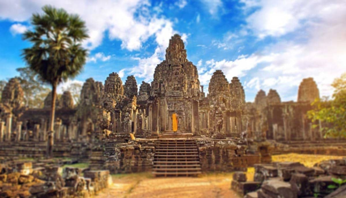 angkor-cambodia Places To Visit In Southeast Asia