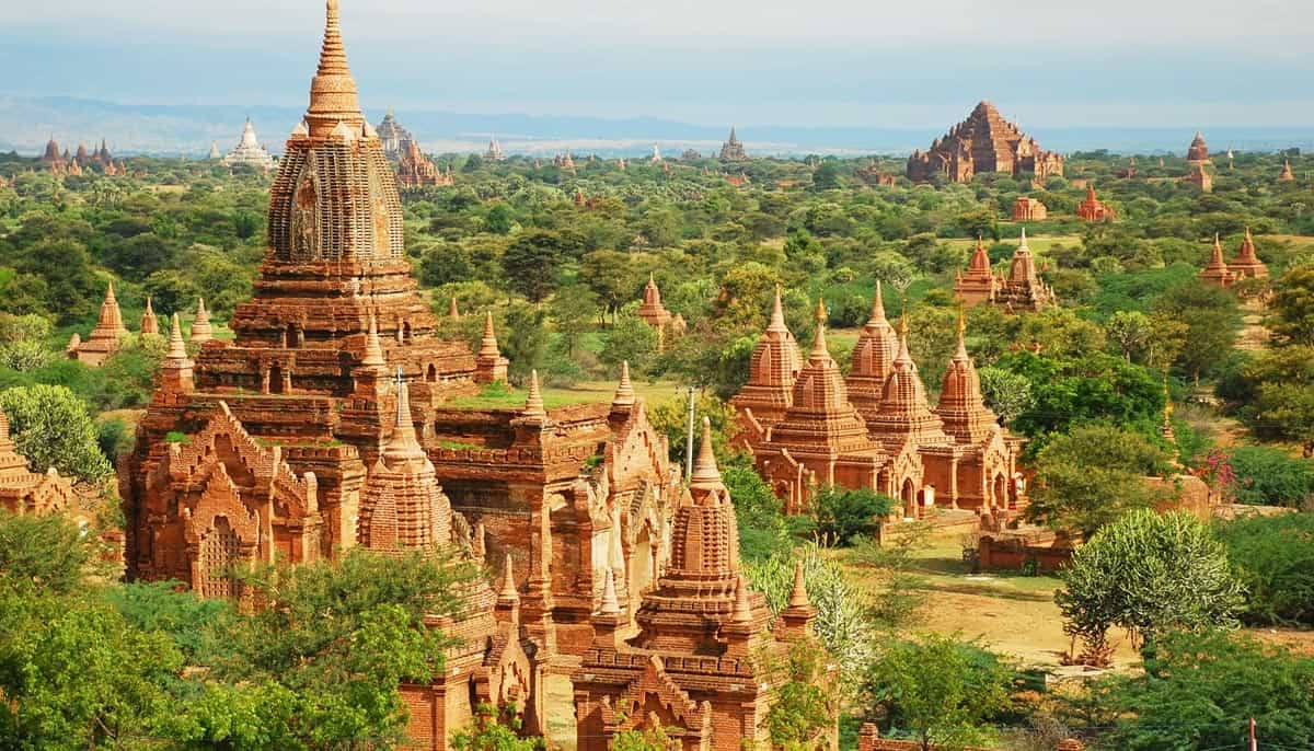 bagan-myanmar Places To Visit In Southeast Asia