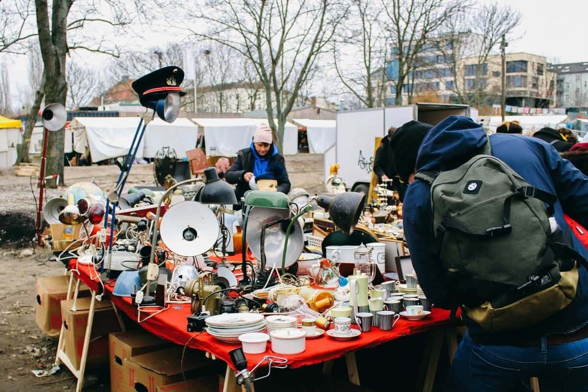 berlin-mauerpark-flea-market