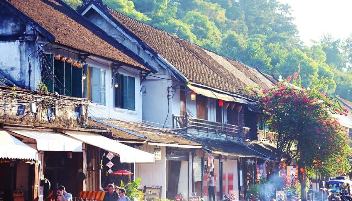 luang-prabang-laos Places To Visit In Southeast Asia