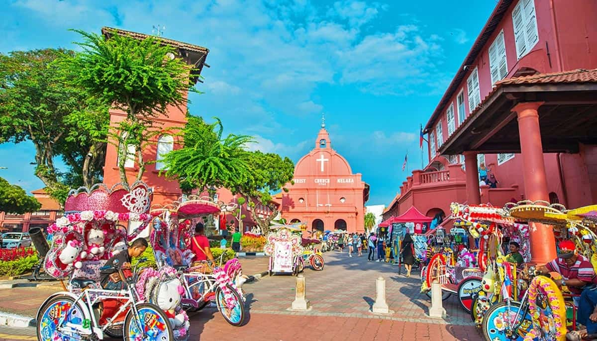 malacca.malaysia-malacca Places To Visit In Southeast Asia