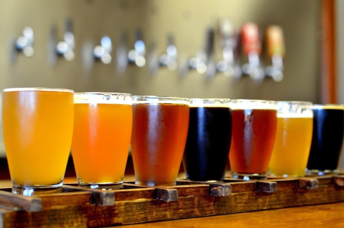 brewey tours
