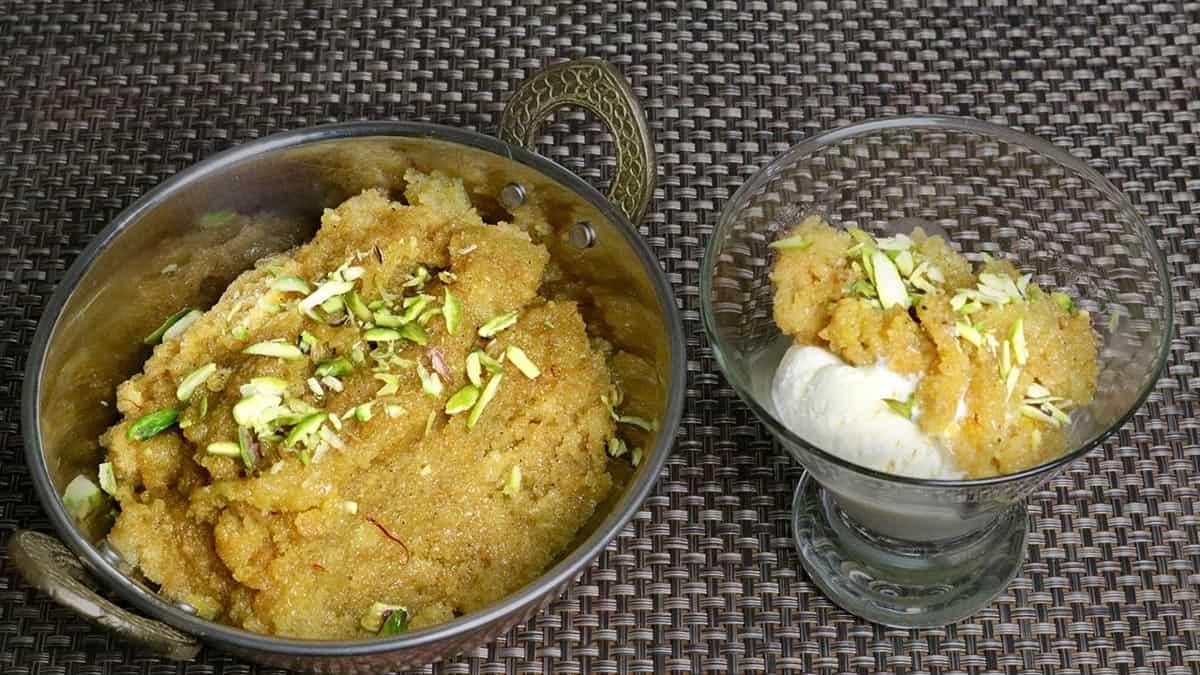 sheera-sooji-ka-halwa-indian dessert