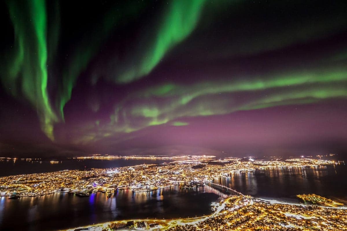 tromso best places to visit in february