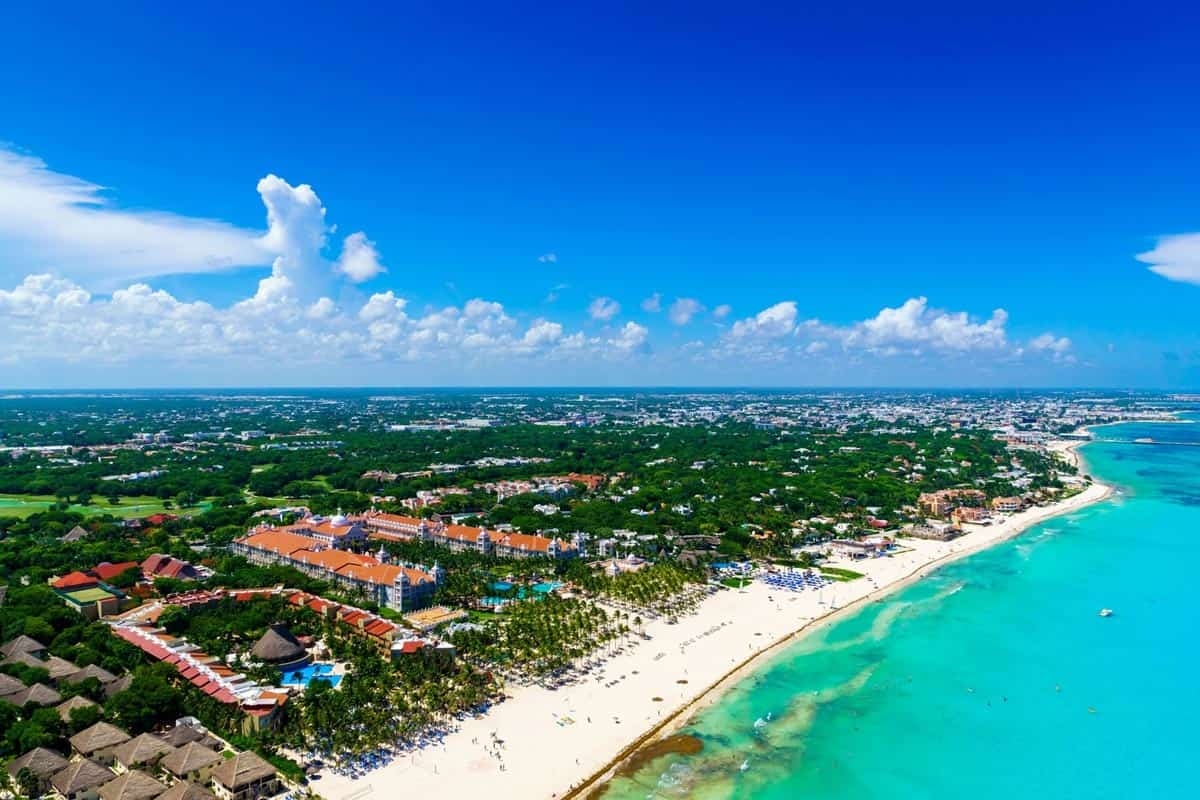 Cancun go in march