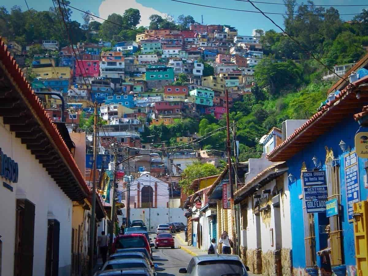 caracas most visited latin america cities