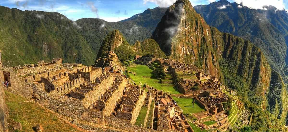 machu pichu latin america cities