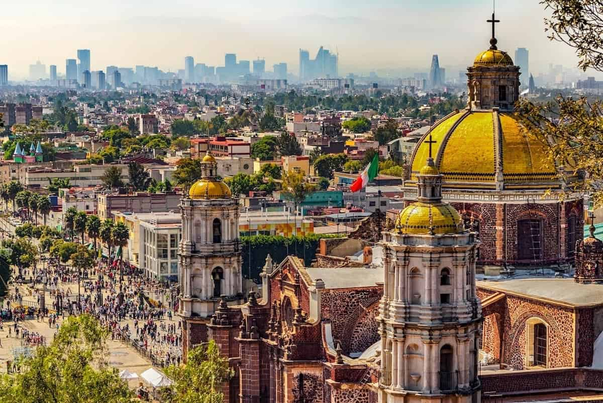 mexico city most visited latin america cities