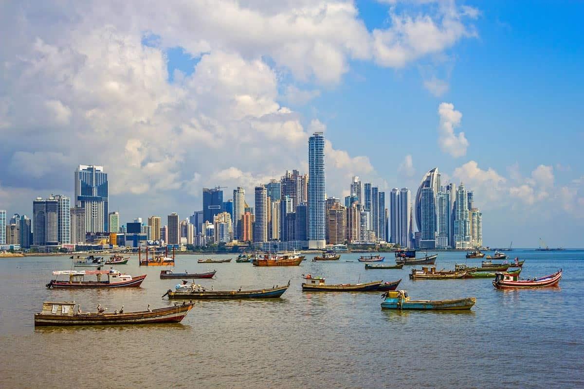 panama city latin america