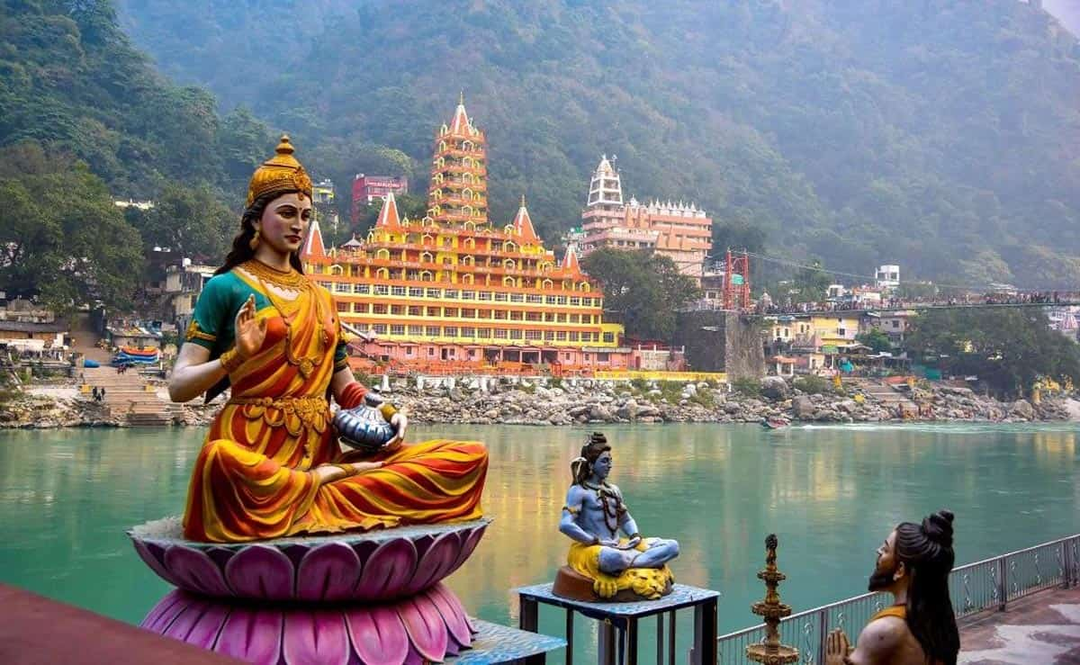 rishikesh places to visit in march