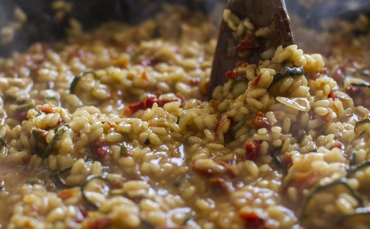 what to eat in italy risotto