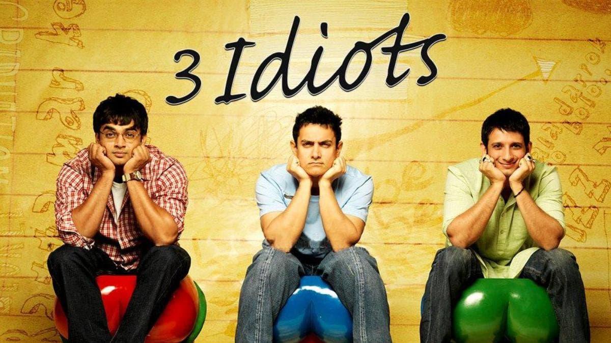 3 idiots indian movies