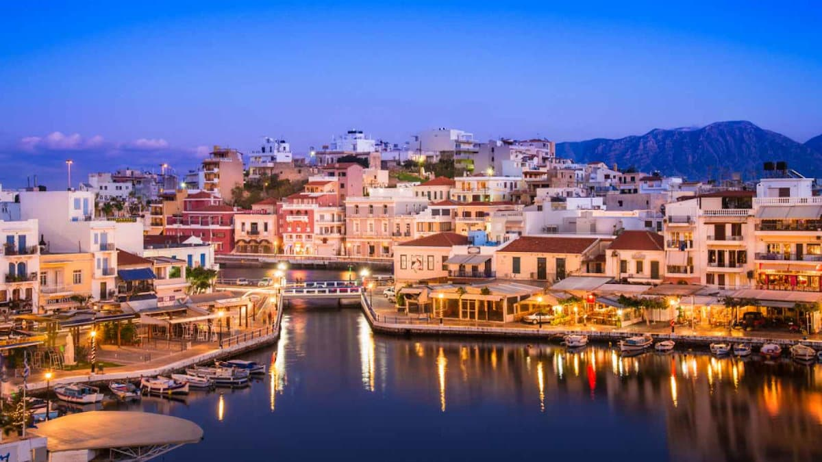 Crete Greece places to visit in April