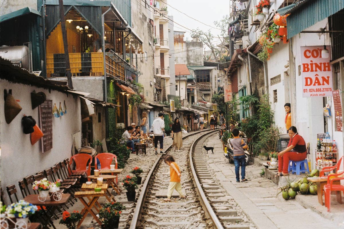 Hanoi Vietnam places to visit in April