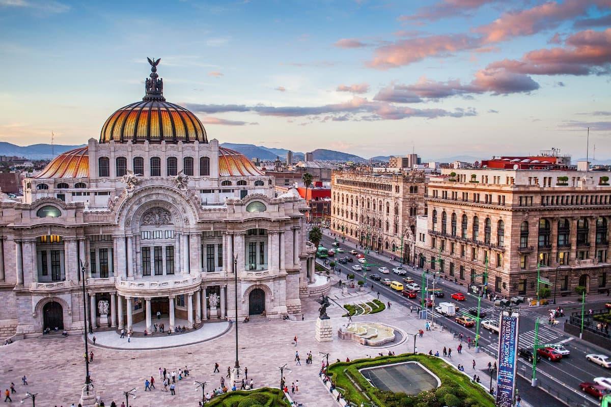 Mexico City april destinations