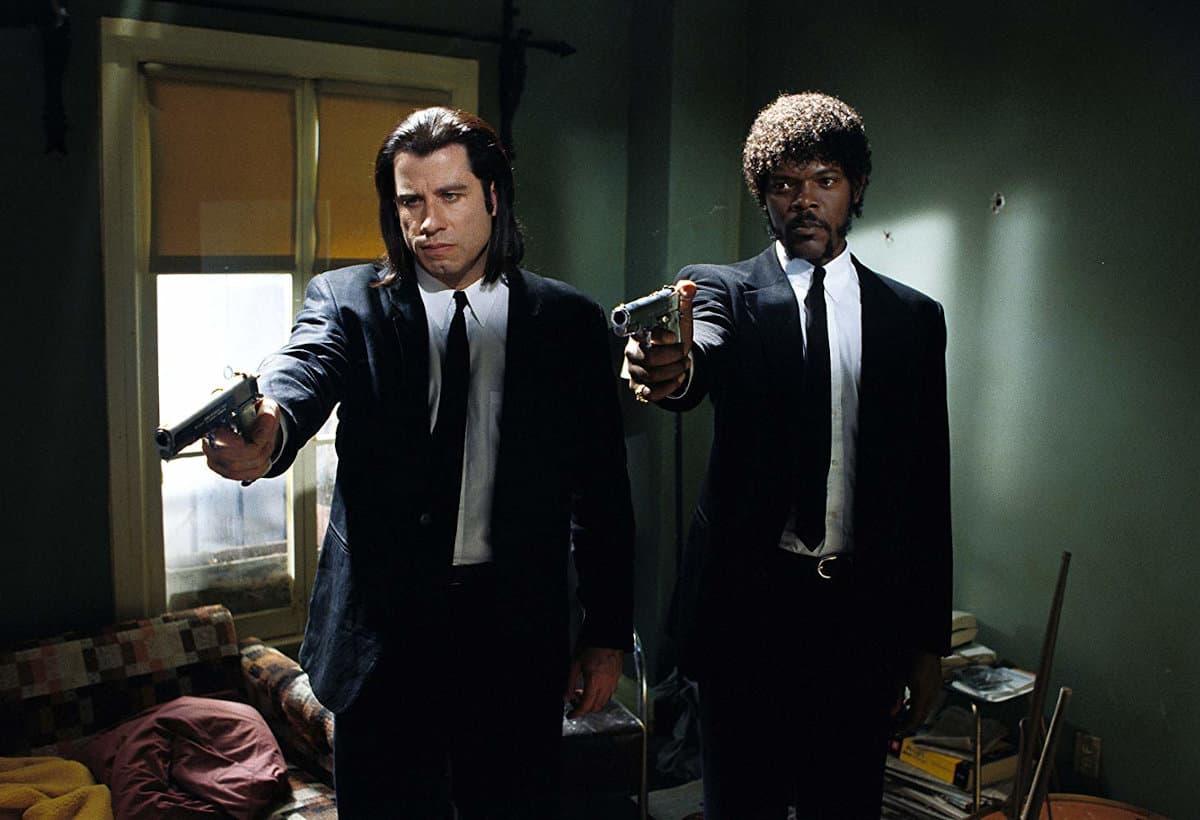 Pulp Fiction movies to watch under curfew