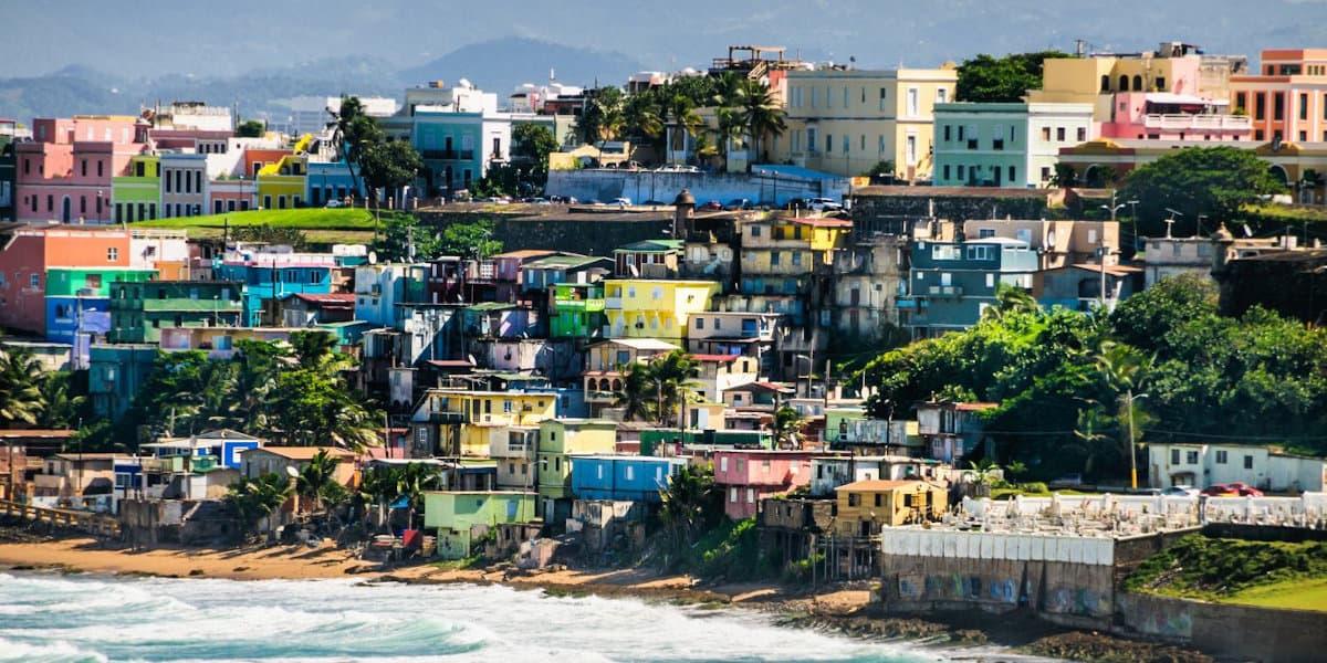 San Juan Puerto Rico april
