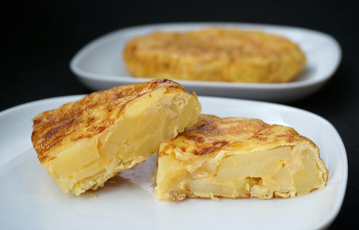 spanish tortilla espanola