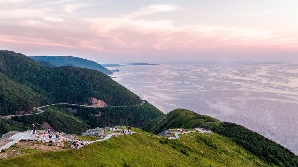 Cape Breton Highlands National Park after corona