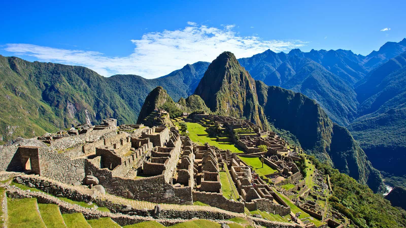 machu-picchu spiritual destinations